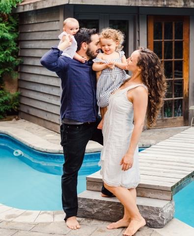 Janine Sousa & Family
