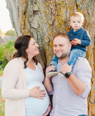 Marnie Raymond & Family